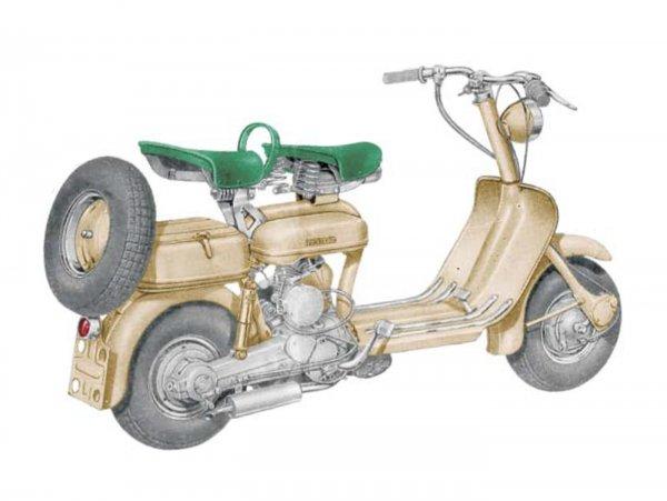 Lambretta (Innocenti) D 150