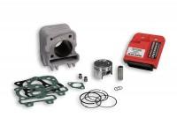 Zylinder inkl. CDI -MALOSSI iGet 79ccm- Piaggio 50 ccm 4-Takt (3-Ventile) - Vespa Primavera 50 3V iGet (Euro4) (CA03M), Sprint 50 iGet (Euro4) (CA01M), Piaggio Liberty 50 iGet (Euro4) (CA11M), Liberty 50 iGet (Euro3) (C541M)