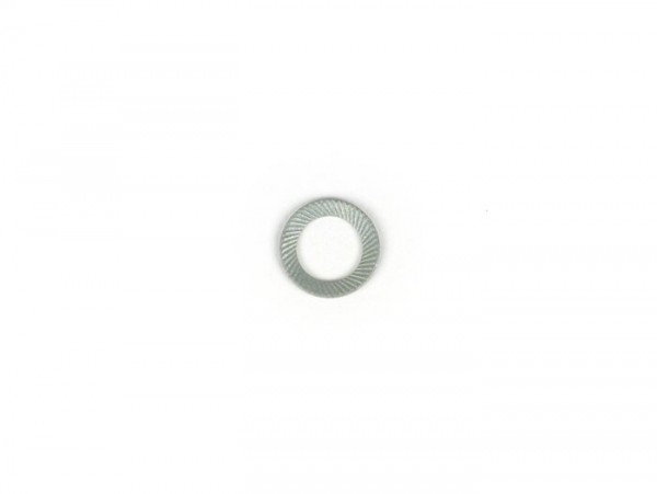 Curved washer (Schnorr) -DIN 6796 steel, plated- M8