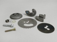 Dekompressions-Kit -KB-RACING V1.0- Piaggio LC Leader