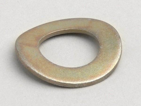 Federscheibe gewellt -DIN 137 Stahl verzinkt- M12 (verwendet als Cosa2 Kupplungs U-Scheibe, Lambretta DL/GP Polrad U-Scheibe)
