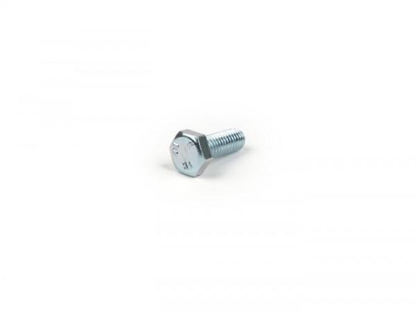 Vite -DIN 933- M6 x 16mm (8.8 compattezza)