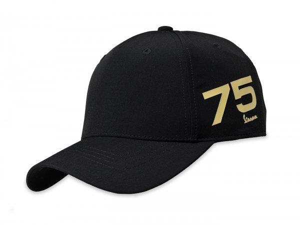 """Cappellino con visiera -VESPA, """"75th Anniversary""""-"""
