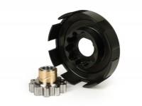 Kupplungskorb -BGM Superstrong CR, CNC,10-Federn - Øi=110mm- für Kupplungsbeläge Typ Honda CR80