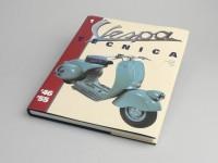 Livre -Vespa Tecnica I 1946-1955- allemand