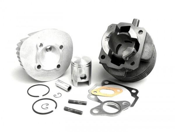 Cilindro -POLINI fundición gris 50 ccm- Vespa V50, PK50
