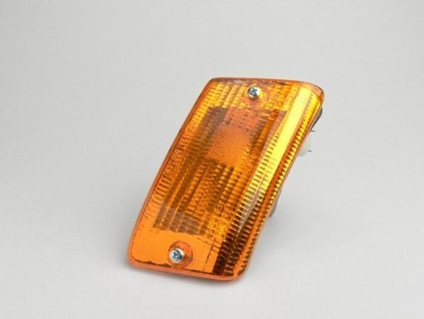 Blinker -PIAGGIO- Vespa PK50 XL, PK125 XL hinten rechts - Orange