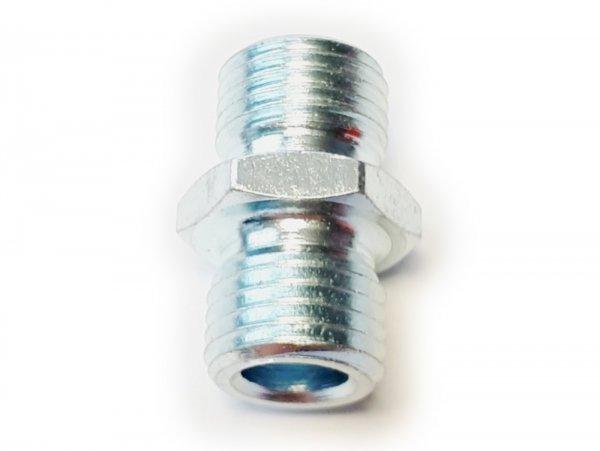 Verbindungsschraube für Ölfilter -PIAGGIO- Vespa GTS 125 (ZAPMA3100, ZAPMA3200, ZAPMA3700, ZAPMD3200), Vespa GTS 150 (ZAPMA3200, ZAPMA3100), Vespa GTS Super 125 (ZAPMA3100, ZAPMA3200, ZAPMA3700, ZAPMD3200), Vespa LT 125 (RP8M66503), Vespa LT 150 (RP8