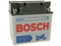 Batterie -Standard BOSCH YB16CL-B- 12V 19Ah -175x100x175mm (inkl. Säurepack)
