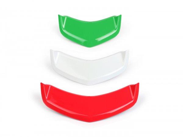 Kaskadeneinsatz-Set -MOTO NOSTRA, Italian style- Vespa GTS125/300 (2019-), GTS Super (iGet/HPE), GTS Supersport (iGet/HPE), GTS Touring (iGet/HPE), GTS SuperTech (iGet/HPE), GTS Yacht Club, GTS SuperNotte