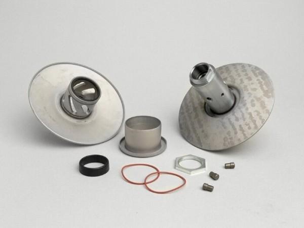 Wandlereinheit -MALOSSI Torque Drive MHR- Piaggio 50 ccm Ø=134mm (ab Bj. 2000)