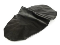 Seat cover (stretch) -VESTIMOTO- Piaggio ET2, ET4 - black