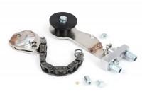 Umrüstkit für Motorgehäuse LML SE / PK XL2 auf 2-Schaltzüge -KR AUTOMATION- Vespa V50, PV125, ET3, PK S, PK XL