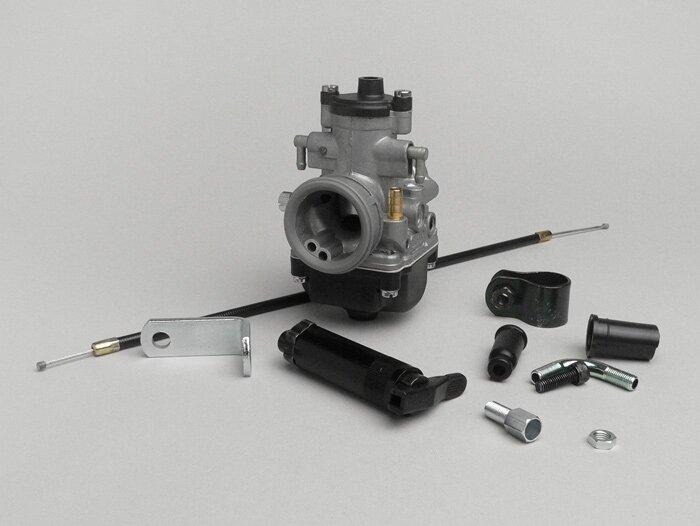 Carburator kit -MALOSSI 21mm Dellorto PHBG BS- Malaguti F12 100 cc