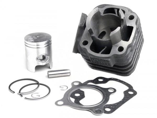Cylinder kit -BGM ORIGINAL 50 cc- Minarelli AC (horizontal)