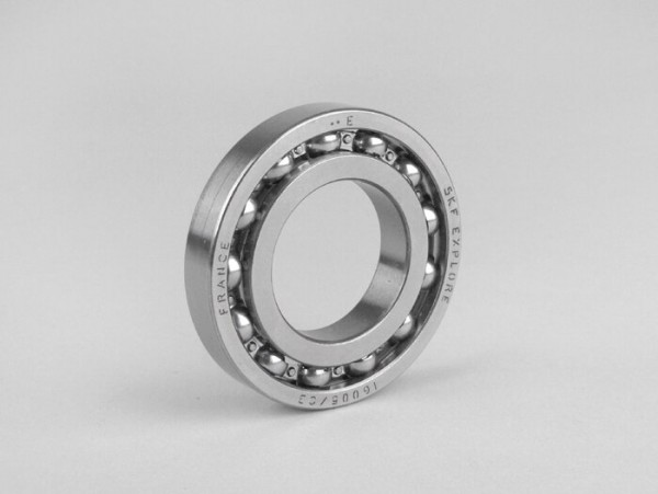 Kugellager -16005/C3- (25x47x8mm) - (verwendet für Primär Vespa V50, V90, SS50, SS90, PV125, ET3, PK S, PK XL)