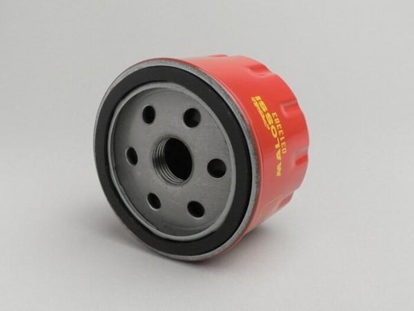 Filtro de aceite -MALOSSI Red Chilli- Piaggio 400-500 ccm Master