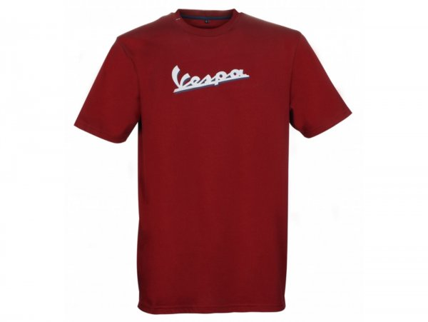 """T-Shirt -VESPA """"Graphic Collection""""- rot - XL"""