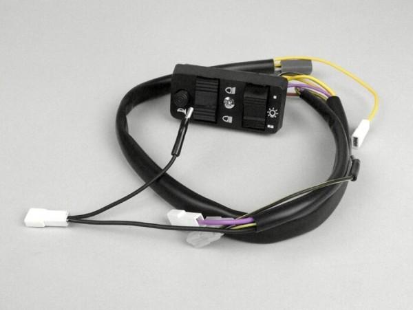 Lichtschalter -VESPA- PK50-125S Elestart, PK80, PK125 S Elestart Automatik
