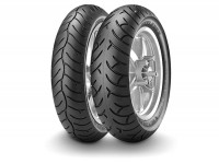 Tyres -METZELER FeelFree- 120/70R-14 inch 55H, TL, front