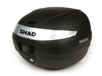 Top case -SHAD SH29- 400x380x300mm - noir
