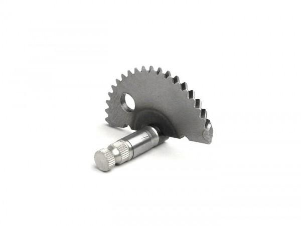 Kickstart shaft -OEM QUALITY- GY6 (4-stroke) 50cc (139QMB) - 46mm/20mm