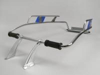 Crash bar rear -AMS CUPPINI- Vespa V50, PV125, ET3 -