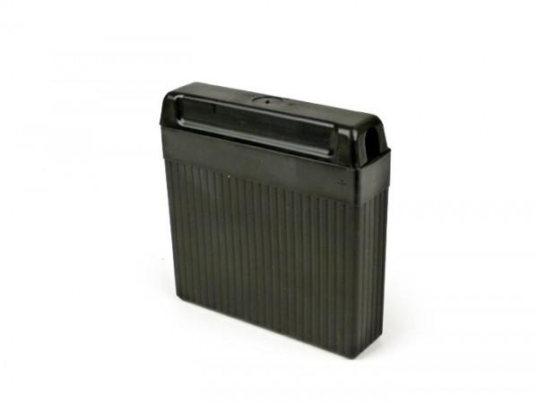 Battery -B39-6L- 6V 5Ah - 125x125x32mm - Lambretta D 150, LD 150, LI (series 1) - AGM type