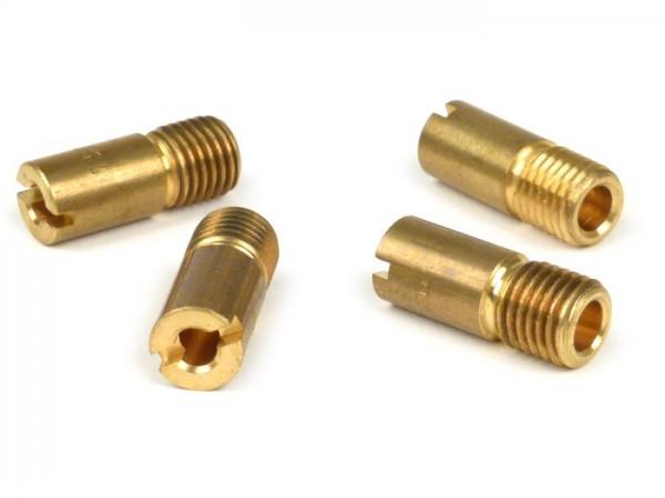 Luftdüsenset -PINASCO- Dellorto (Typ: 5827) SI 120-140-150-160