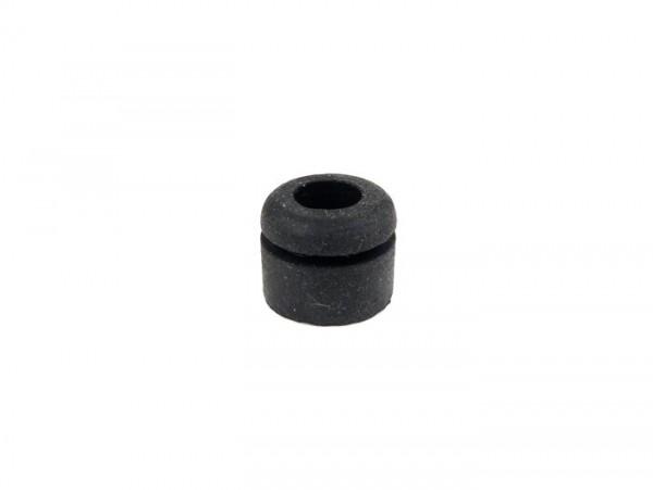 Gummipuffer Batterie -VESPA Ø=16mm x 8mm- Vespa PX, T5 125cc - hinten
