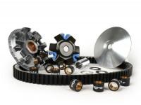 Variator set -BGM PRO V2- Piaggio 250-300 ccm Quasar - GTS250, GTS300, GTV300, GTS i.e.Super 300, GTS HPE Touring 300, GTS SuperSport 300, GTS HPE SuperTech 300, GTS HPE 300 E4 (M4A36M) -