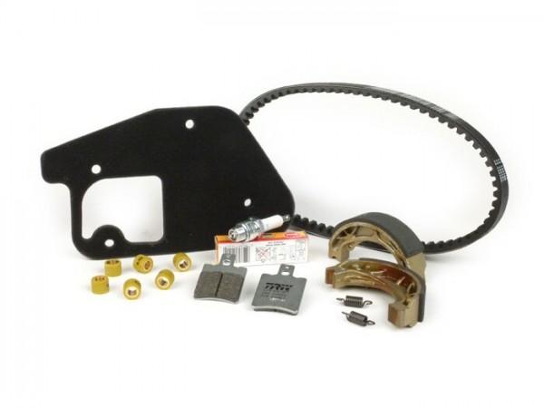 Sevice kit -SCEED 42- MBK Booster 50 NG (4SB, 4TD, 5JK, 5NU, 2B1)