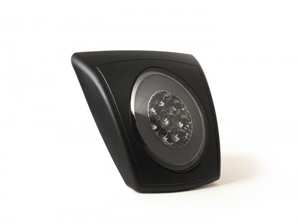 Rücklicht -MOTO NOSTRA, LED, SLIMSTYLE- Vespa Primavera, Sprint - schwarz