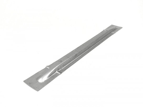 Frame strut floor board -RICAMBIO RAPIDO 38,5cm- Vespa Smallframe V50, V90, PV125, ET3 - front