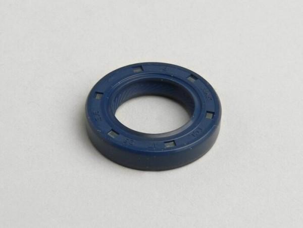 Wellendichtring 17x28x5,5mm - (verwendet für Getriebeeingangswelle Minarelli 50 ccm (Typ MA, MY, CW, CA, CY))
