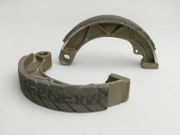 Brake shoes -NEWFREN antiaqua- LAMBRETTA LI, SX, TV