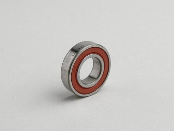 Kugellager -61901-2RS (beidseitig gekapselt)- (12x24x6mm) - (verwendet für Wandler Minarelli 50 ccm (Typ MA, MY, CW, CA, CY))