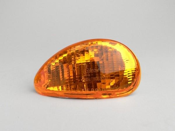 Indicator -PIAGGIO- ET2, ET4 rear rhs - amber