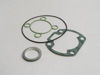Cylinder gasket set -MALOSSI 70cc- Minarelli 50cc LC