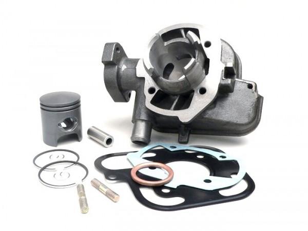 Zylinder -BGM ORIGINAL 50 ccm- Peugeot LC (horizontal, eckiger Zylinder, -2013) - Jetforce 50 C-Tech, Ludix 50 LC Blaster