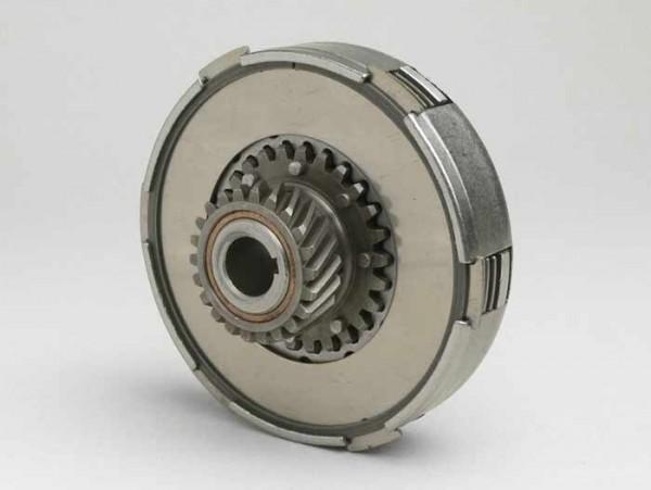 Kupplung -VESPA Typ 6-Federn (Ø108mm, VNB4, VNB5, VNB6, GT125, GTR125, Super, TS125, VBB2T, GL125, GL150, Sprint125, Sprint 150, Super125, Super150)- 4-Scheiben - 22 Zähne (Typ Sprint)