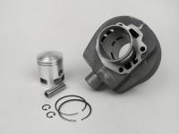 Cylinder -LML 150 cc 5 Ports- Vespa P125-150, GTR125 (VNL2T), TS125 (VNL3T), Sprint150 Veloce (VLB1T 0150001-)
