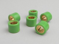 Rollers -17x13.5mm-  7.0g