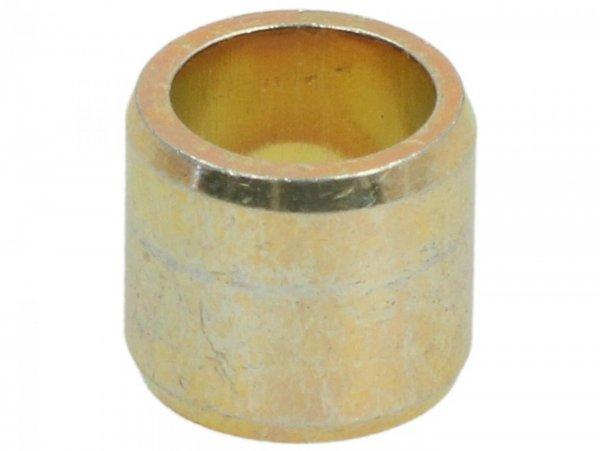 Dowel pin -PIAGGIO- Ø=11.0 x 8.1 x 10.0mm