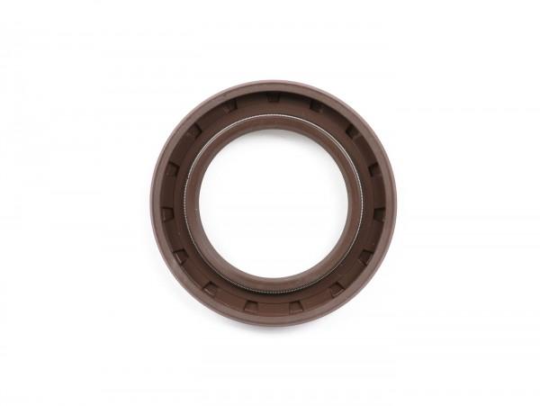 Wellendichtring 33x52x6mm -CASA LAMBRETTA (FKM)- (verwendet für Kurbelwelle Lichtmaschinenseite innen Lambretta LI (Serie 2-3), LIS, SX, TV (Serie 2-3), DL, GP)