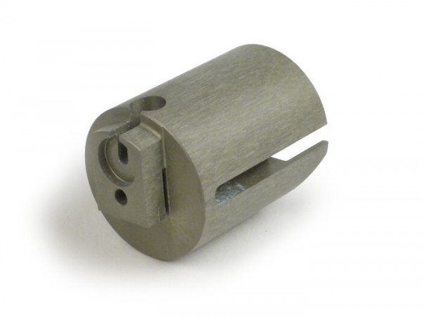 Throttle slide -OEM QUALITY Dellorto UB23- Vespa GS 150 / GS3 (VS1T, VS2T, VS3T, VS4T, VS5T) - over size (+0,3mm)