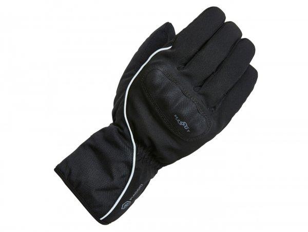 """Handschuhe -VESPA """"Herbst / Winter, leicht"""" - schwarz - S"""