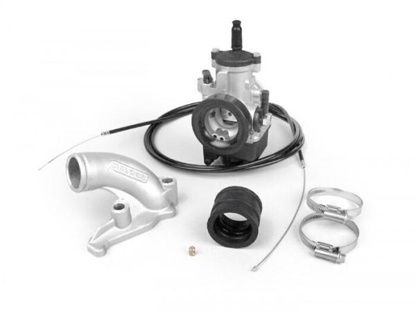 Carburator kit -MALOSSI 28mm Dellorto PHBH BS, rotary valve- Vespa PX, Sprint, Rally180 (VSD1T), Rally200 (VSE1T)