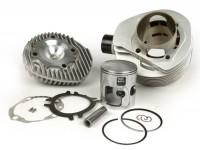 Cylinder -POLINI 221 ccm Alloy, 60mm Stroke- Vespa PX200, Rally200