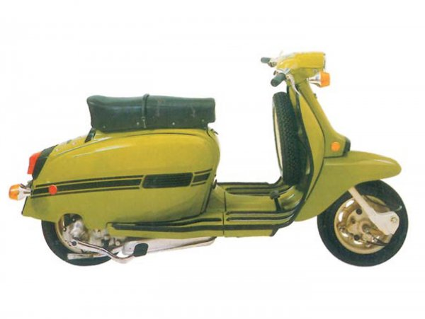 Lambretta (SIL) GP 200